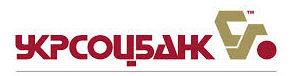 Логотип Укрсоцбанка