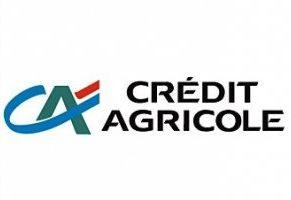 """Логотип банка """"Кредит Агриколь"""""""