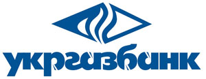 Логотип Укргазбанка
