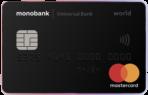 Кредитная карта от Монобанк