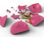 Разбитая копилка (депозит)