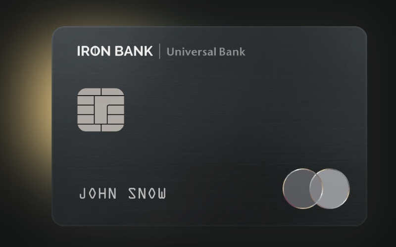 Карта Iron Bank monobank