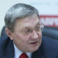Виктор Суслов, экономист