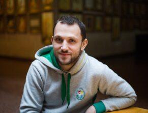 Алексей Якубин, политолог