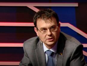 Даниил Гетманцев, глава финкомитета ВР